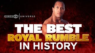 The Best Royal Rumble in History