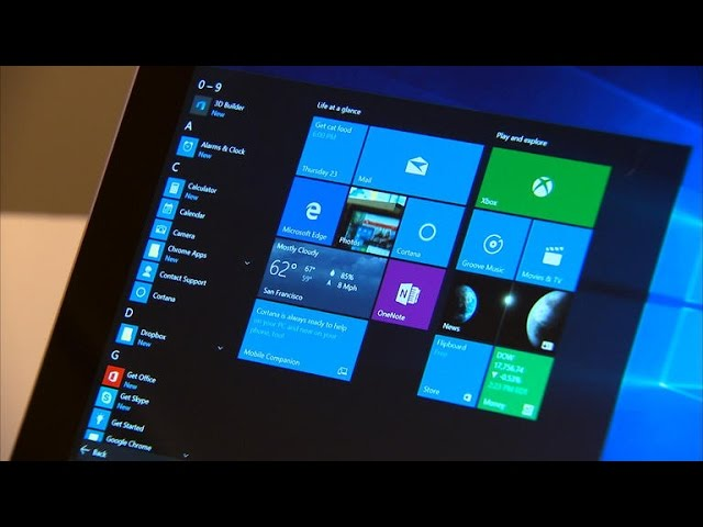 CNET How To - Watch how we did a clean install of Windows 10