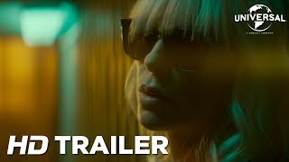 Atomic Blonde - Final Trailer (Universal Pictures) HD
