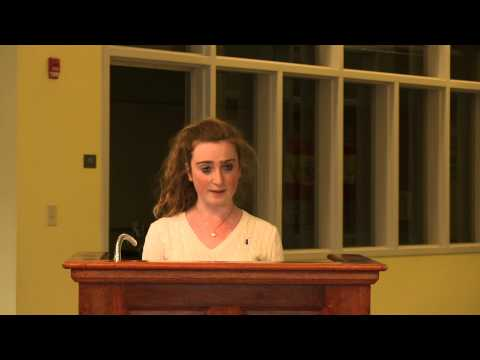 Rocky Hill School Diversity Talks I Ellie Farber