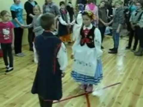 Nauka Tańca Kaszubskiego - Bierzem Sie W Pół