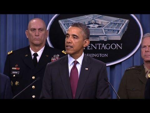 Obama vows US 'military superiority' despite cuts