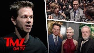Mark Wahlberg & Michelle Williams – NO Gender Pay Gap Issue   TMZ TV