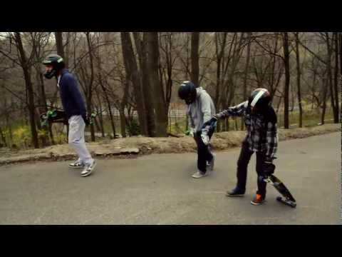 Skate Invaders / Team LBL - 5 burnt J's