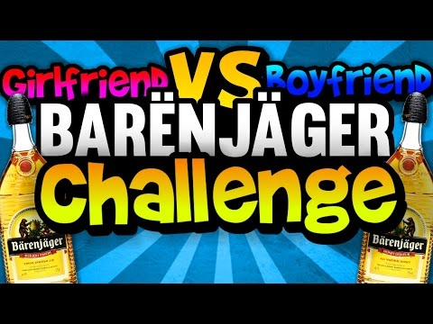 Fifa 14 | Boyfriend Vs Girlfriend BÄrenjÄger Challenge video