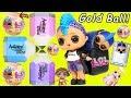 Lil Punk Boi LOL Surprise Dolls Sisters New DIsney Littles House + Wedding with JOJO SIWA Married thumbnail