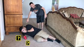 CRAZY PRANK BACKFIRES!! (Hilarious reaction)
