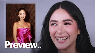 Heart Evangelista Reacts to Her Old Outfit Photos | Outfit Reactions | PREVIEW