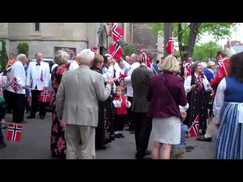 Norwegian Independence Day Minneapolis 2013