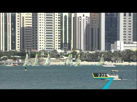 ISAF Sailing World Cup Final - Live Medal Races