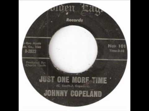 JOHNNY COPELAND - JUST ONE MORE TIME