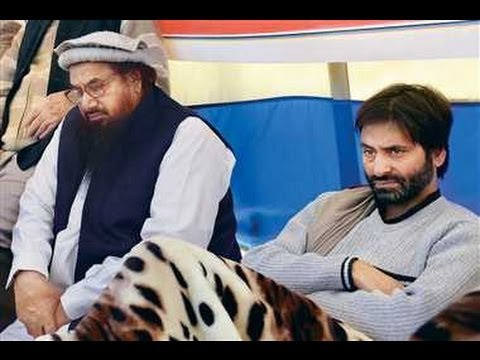 NewsX@9: Should India arrest or exile Yasin Malik for his links with Hafiz Saeed?