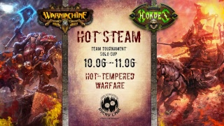 Командный этап Warmachine & Hordes: Hot steam Saint-Petersburg