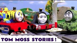 Thomas & Friends Funny Pranks by Tom Moss The Prank Engine on trains and the funny Funlings TT4U
