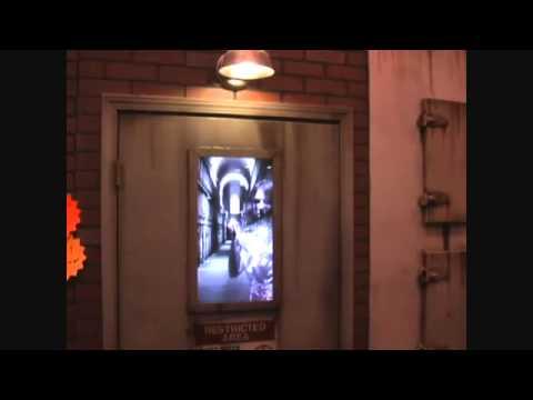 Дверь в психиатрическую больницу