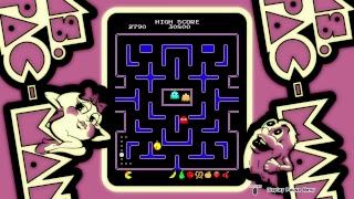 Retro Supercade - Ms. Pac-Man