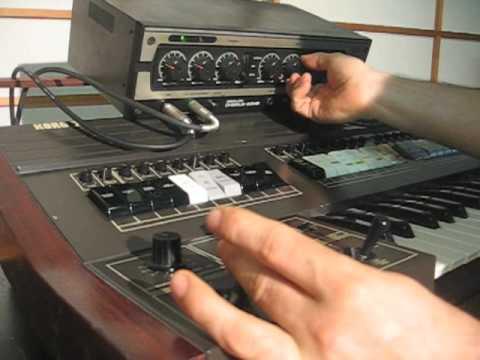 korg sigma / roland dc 30 analog delay