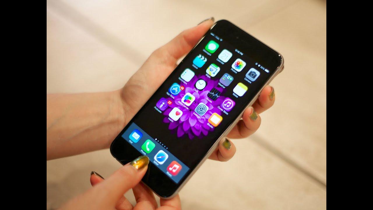 Como se TIRA print screen em um Iphone 6
