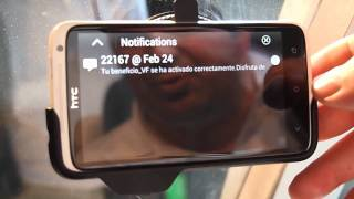 HTC One X Car Stereo Clip hands-on