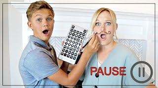 Extreme PAUSE CHALLENGE! Prank Edition