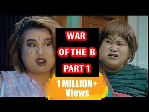 WAR OF THE BITCHES FULL VERSION ( Manipuri parody 2018)