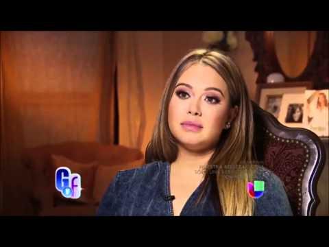 Chiquis Rivera - Entrevista El Gordo y La Flaca (Completa)
