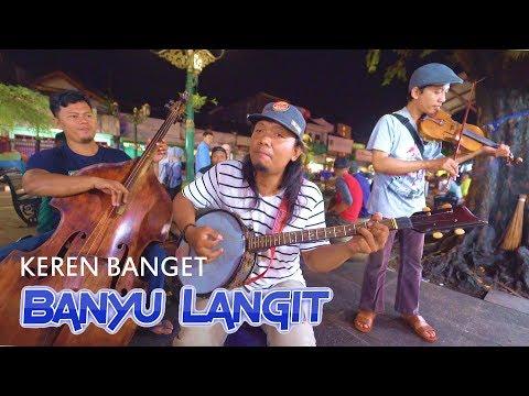 BANYU LANGIT - Suaranya Merdu & Syahdu Sekali Pengamen Akustik Jogja (ASTRO ACOUSTIC) Cover