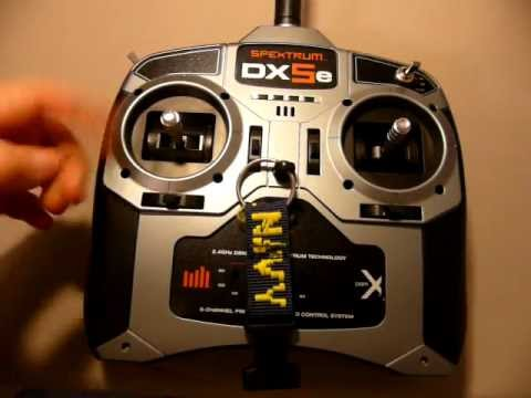 Spektrum Dx5e Review