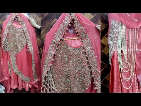 Pakistani & Indian Wedding Dresses Designs 2018 - 19 | Shaadi Dress