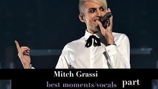 Download Lagu Mitch Grassi | BEST MOMENTS/VOCALS💔 Gratis STAFABAND