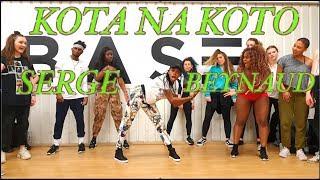 Serge Beynaud - Kota na Koto - @fumzgop Fumy Choreography