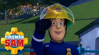Fireman Sam US NEW Episodes - Be Safe with Sparklers!
