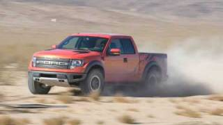 2009 Dodge Ram R/T vs. 2010 Ford F150 Raptor