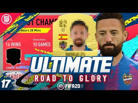 CHEAP OP CARD!!! ULTIMATE RTG #17 - FIFA 20 Ultimate Team Road to Glory