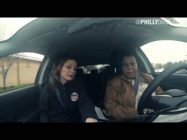 Philly Drive | 2014 Mitsubishi Outlander Sport | Go Pro Test Drive | Philadelphia