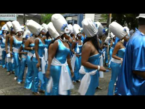Fiesta de San Pacho en Quibdo Choco 2013