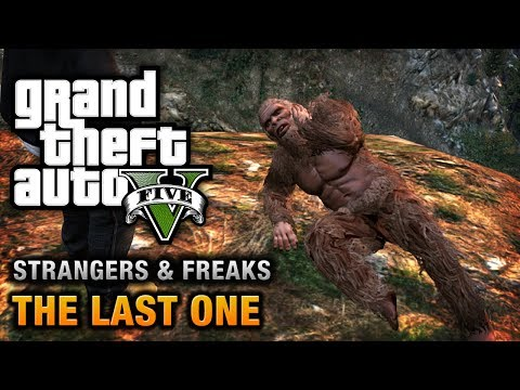 GTA 5 – Bigfoot – The Last One [100% Gold Medal Walkthrough]