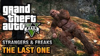 GTA 5 - Bigfoot - The Last One [100% Gold Medal Walkthrough]