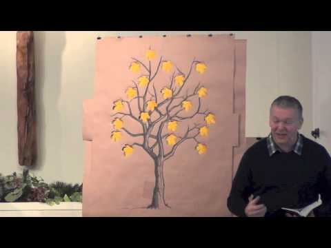 Children's Bible Talk - The Parable of the Unfruitful Fig Tree