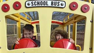 Wheels On The Bus | Nursery Rhymes for Babies | Alice Play | Videos for Kids