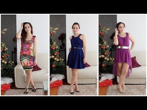 Guía de vestidos para Año Nuevo!