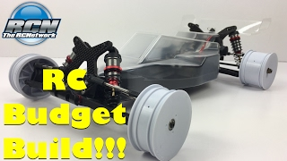 RC Budget Build - Atomik 1/10th buggy KIT $80!! - Build Update