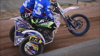 Sidecarcross&Quadcross of European Nations - Waiting Cingoli 2017
