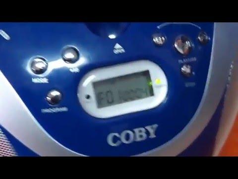 Comprar Radio Cd con Usb para MP3 Coby MP-CD471 de segunda mano