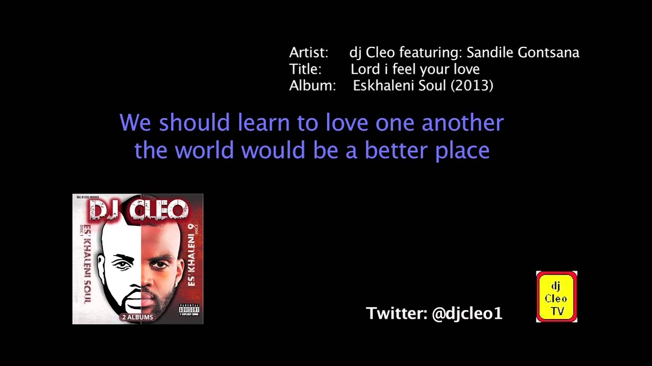 DJ Cleo Es'khaleni