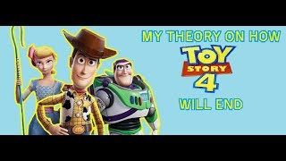 My Theory On How Toy Story 4 Will End