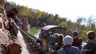 Big Thunder Mountain - Disneyland Paris Complete Ridethrough On-ride POV