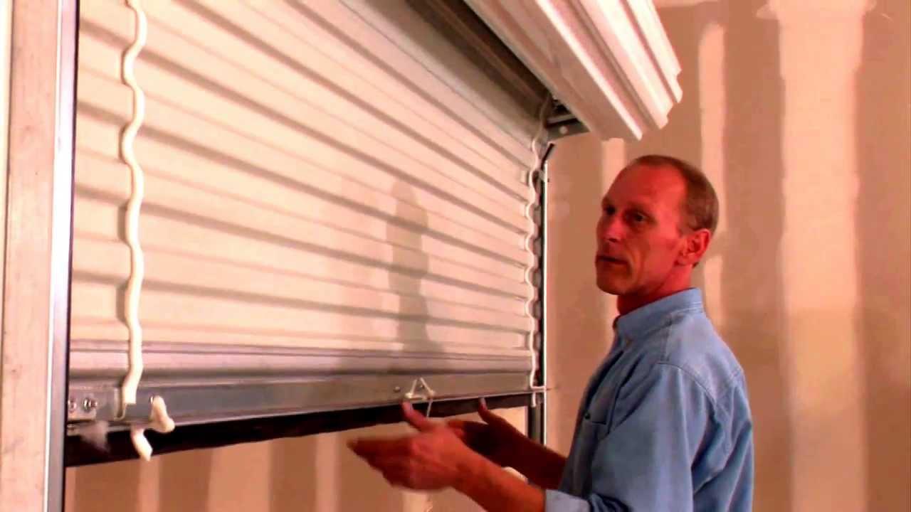 Roll Up Doors Direct Model 650 Roll Up Door Youtube