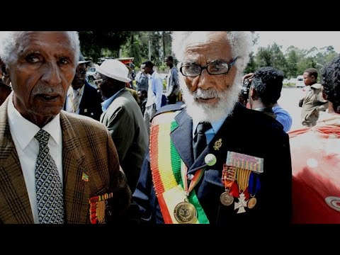 Ethiopian Patriots On Ethiopian Victory Over Italian Forces Part Three