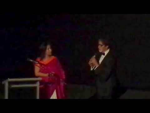 Shree Amitabh Bachchan reciting Agneepath (Path of Fire)